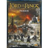 The Lord of the Rings Mordor rulebook 2007